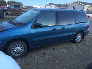 2003 Ford Windstar for parts