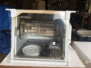 RONCO ELECTRIC MEAT ROTISSERIE/BBQ