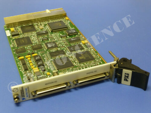 National Instruments PXI-7340 Motion Controller Card, 4-Axis
