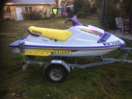 Yamaha waveraider Dickson North Canberra Preview