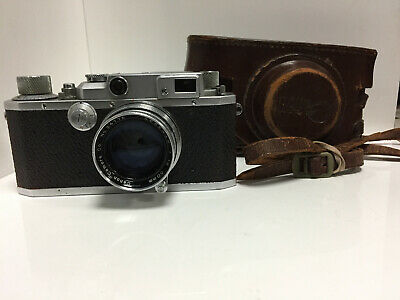 """Used, CANON rangefinder camera No 3745, vintage, overhauled, ''made in occupied Japan"""" for sale  Shipping to India"""