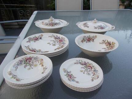 Johnson Bros Marquis Dinner Set Tableware Made England & Old Chelsea Johnson Bros England bowl | Dinnerware | Gumtree ...