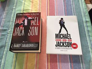 Michael Jackson HardcoverBooks