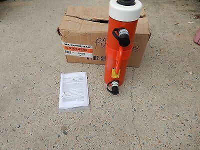 Spx Power Team Rh-3010 Hydraulic Hollow Ram Double Acting Cylinder 30 Ton 10