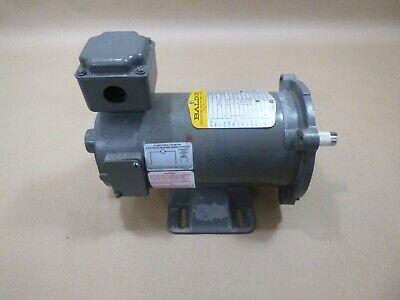 Baldor Motor Cdp3310 14 Hp 1750rpm 90 Vdc 56c Frame Tenv Footed