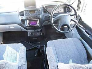 2003 Mitsubishi Delica (#0725) Space Gear V6 3,0L 4WD Moorabbin Kingston Area Preview