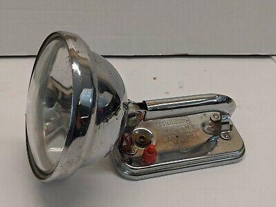 Vintage Old Eveready Captain Sealed Beam Lantern Flashlight Battery 9101 - Works