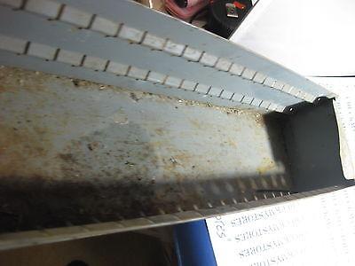 Vintage Used Old Industrial Grey Metal Filing Cabinet Drawers Parts