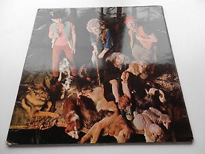 JETHRO TULL ORIGINAL 1968 UK LP THIS WAS PINK  ISLAND  PRESS