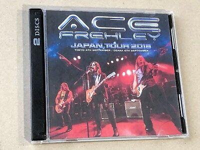 Ace Frehley KISS live Rare 2CD 2018 Japan