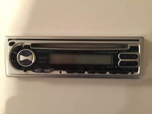 Kenwood MARINE CD DECK/RECEIVER  Mosfet 50W x 4