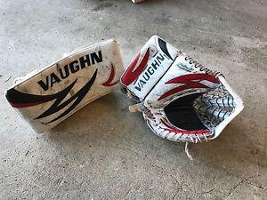 Vaughn V3 (7500) Glove & V4 (7700) Blocker