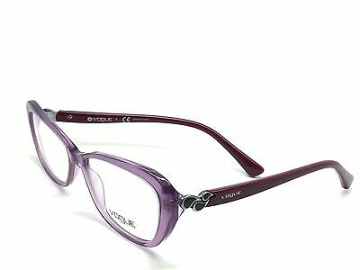 VOGUE 2909 2195 New Authentic EYEGLASSES FRAME 54-16-135 with Vogue case