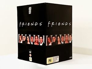 Friends Complete Series Seasons 1-10 DVD Box Set 2015 New Packaging R4 xmas sale