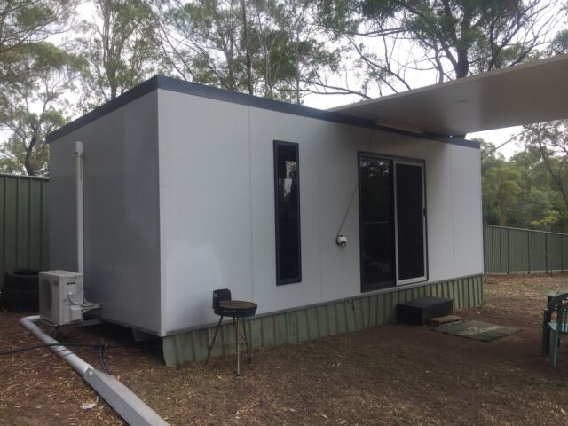 Granny flat cabin portable building for sale $22500 ...