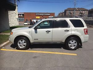 2008 FORD ESCAPE V6, 4X4