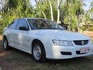 2005 Holden Commodore Sedan VIN 6G1ZK54B35L506501 Woodroffe Palmerston Area Preview