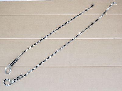 Starter And Choke Pull Rods For Ih International Cub Lo-boy Farmall
