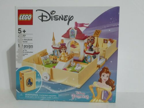 LEGO Disney Princess Belle s Storybook Adventures 43177 - $15.00