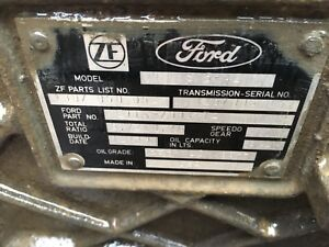 Ford Tranny and transfer case for sale