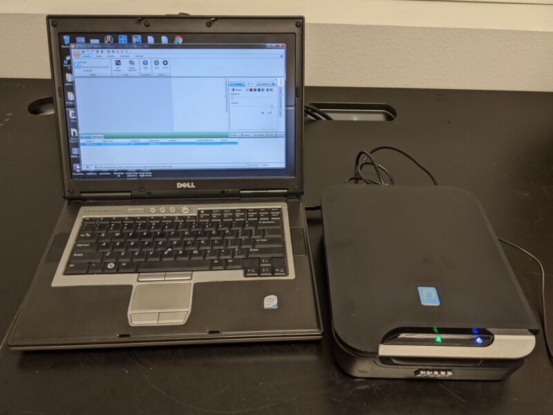 Li-Cor C-DiGit Western Blot Scanner + Software