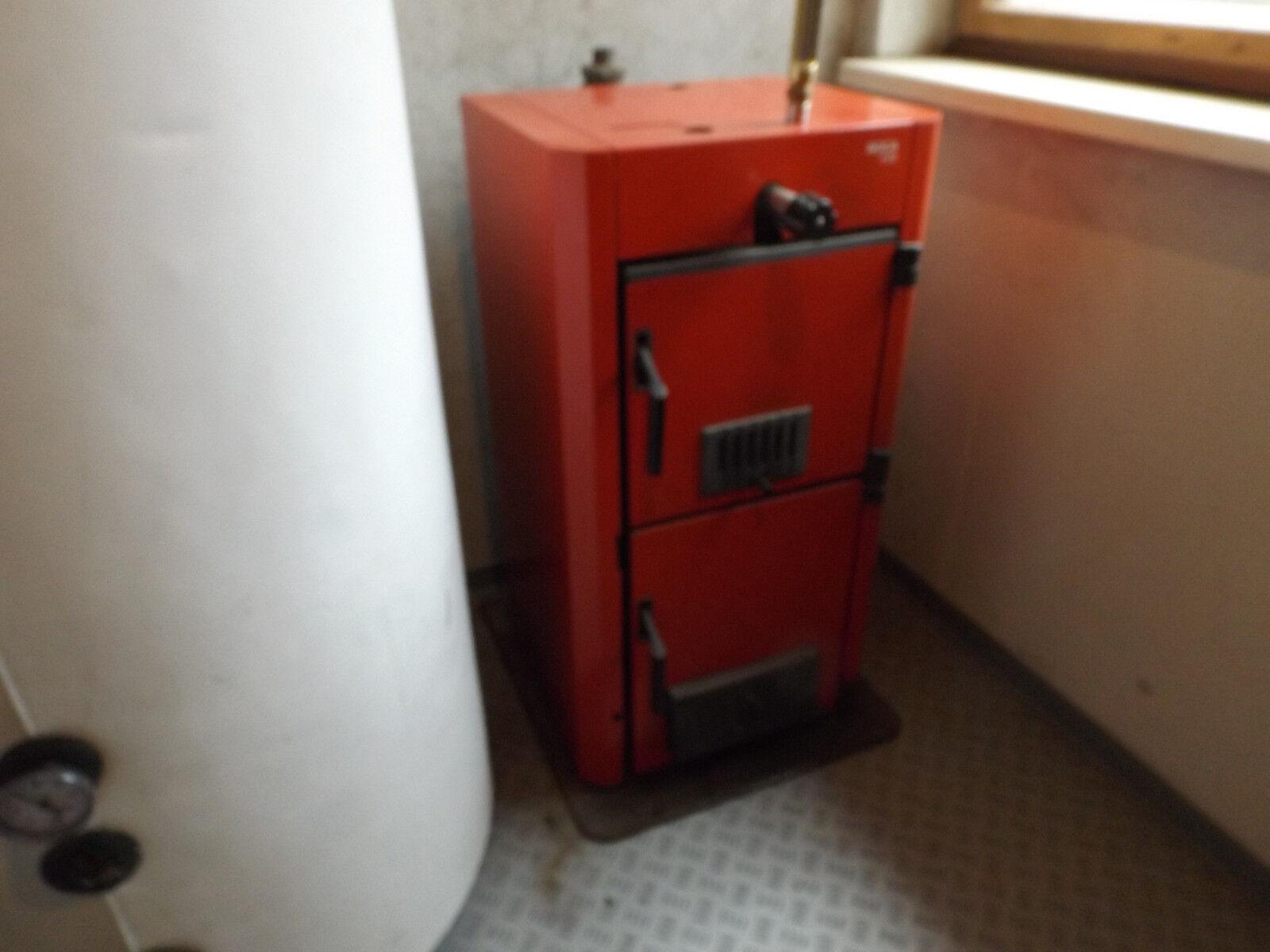 Festbrennstoffkessel gebraucht 14,9 Kw