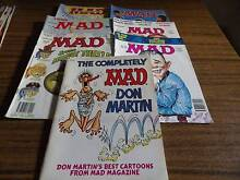 Mad Magazines and booklet Findon Charles Sturt Area Preview
