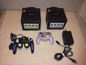 Nintendo GameCubes