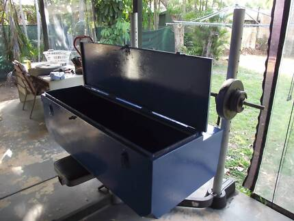 big steel tool box Gray Palmerston Area Preview