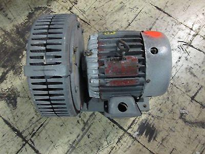 Delco Motor 2g1000ea 1.5hp 182 Frame 3525rpm 230460v 4.42.2a Used