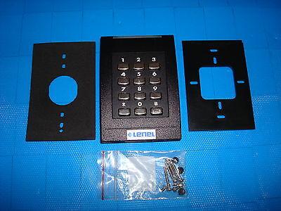 Lenel Hid Iclass Keypad Card Reader - 6130bkt000009l