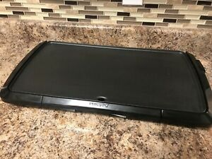 Presto griddle. Paid over $70