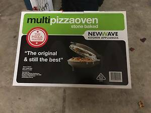 New Wave Pizza Oven - NEW - NEVER USED - STILL IN BOX Kings Langley Blacktown Area Preview