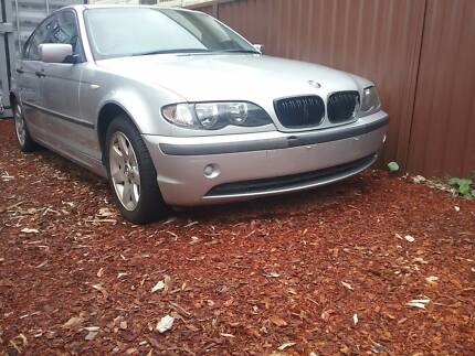 2003 bmw 318i no rego 3000 ono