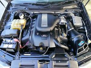 2005 BF XR8 Ford Falcon BOSS 260 6 Speed Auto