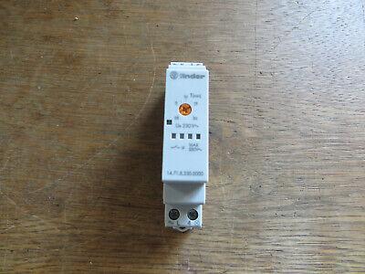 16/A 1/Schlie/ßer Finder 147182300000PAS Treppenhaus-Lichtautomat 20/min