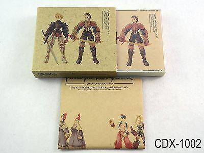 Final Fantasy Tactics Original Soundtrack Music CD Japan Import OST US Seller