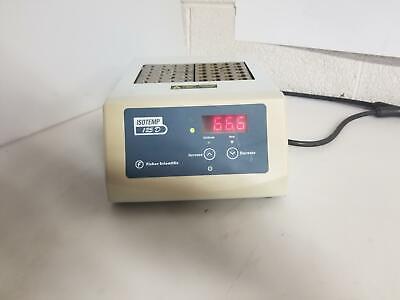 Fisher Scientific Isotemp 125d Digital Dry Bath Incubator