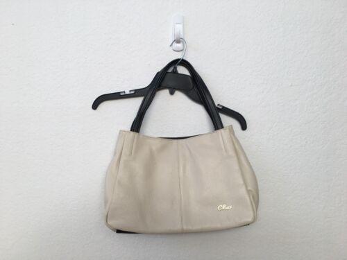 leather handbag designer tote purse satchel shoulder