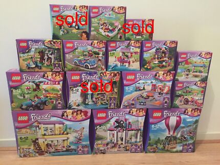 Lego friends brand new sets from $10 Burton Salisbury Area Preview
