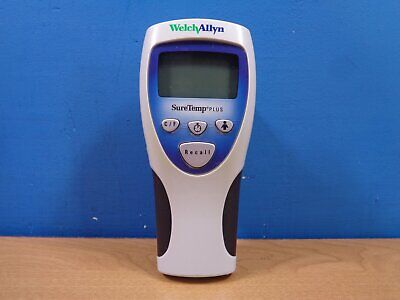 Welch Allyn Suretemp Plus 692 Electronic Thermometers