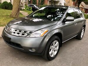 Nissan Murano 2005 SL AWD (4x4) 147000km Tout Equip Toit Ouvrant