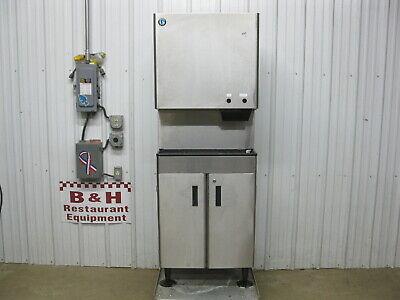 Hoshizaki Dcm-500bah Air Cooled Water Ice Dispenser Maker Machine