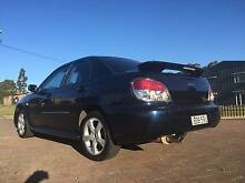 2006 Subaru Impreza Sedan AUTO LOW KM REGO South Nowra Nowra-Bomaderry Preview