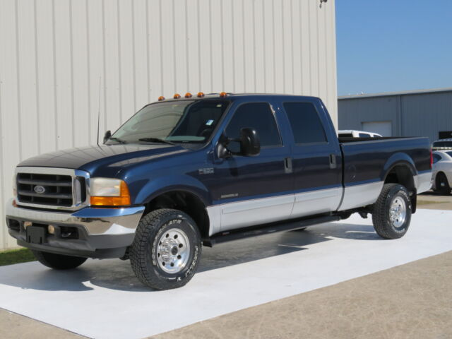 Ford F Crew Cab Long Bed Xlt Front Clip