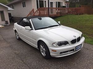 Mint 2003 BMW 325ci-Only 87450 km
