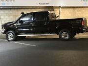 Ford F-250 2006 7.3  XLT RN AUTO 4x4 Dual Cab North Toowoomba Toowoomba City Preview