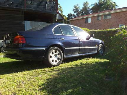 BMW e39 525 Kariong Gosford Area Preview