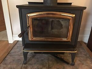 Wood stove SOLD PPU