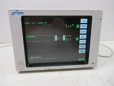 Spacelabs Medical 90367 Patient Monitor W Option -1b03 Vital Signs Unit